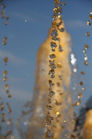 Sparkling drink photo