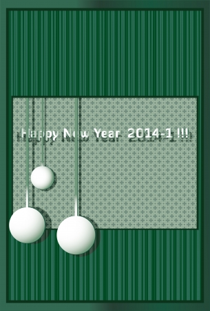 Happy New Year Card For Superstitious