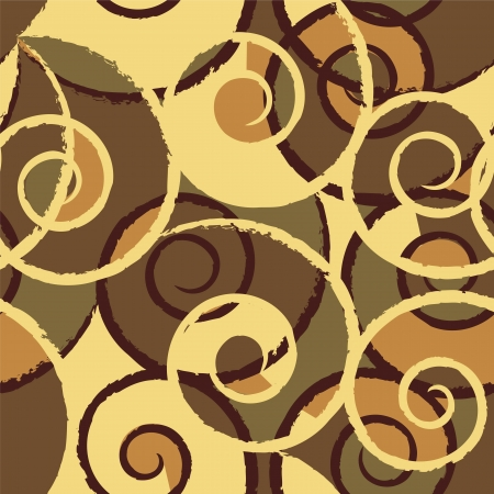 design pattern: Abstract Decorative Seamless Pattern