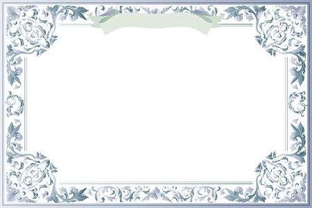 Certificat de formulaire vierge d'éducation Banque d'images - 21802133