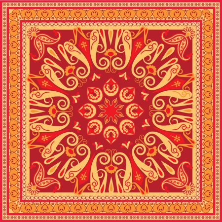 Bandana Design Vector