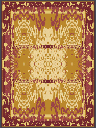 tessellated: Abstract Carpet Design