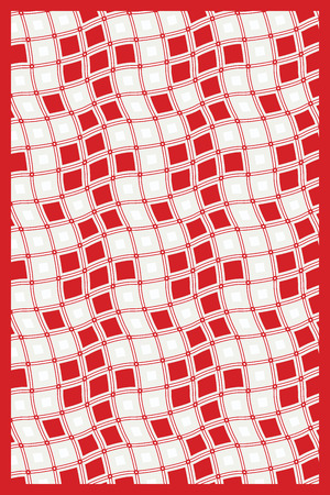 Design For Table Cloth  Vector