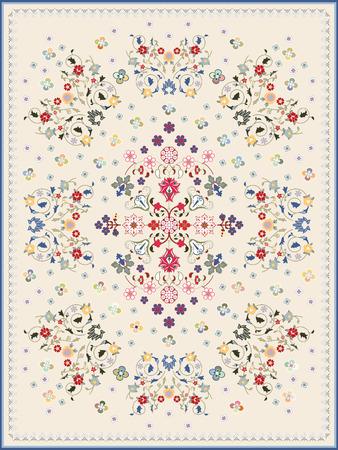 Alfombra Diseño Para Large Area Foto de archivo - 34147108