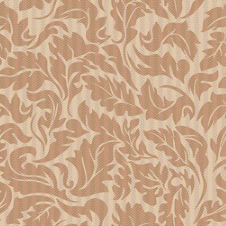 old fashioned: Decorative Old Fashioned Pattern Illustration