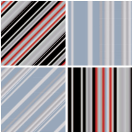 sidelong: Four Striped Seamless Backgrounds