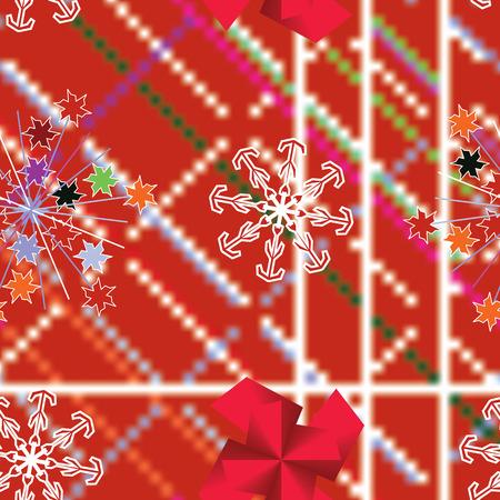 sheeny: Christmas Pattern