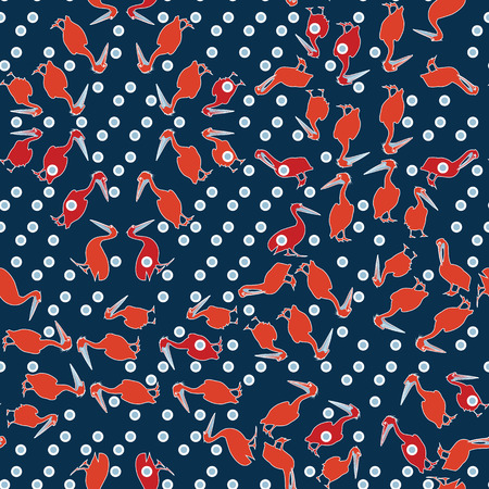 linen: Bed Linen Pattern Illustration