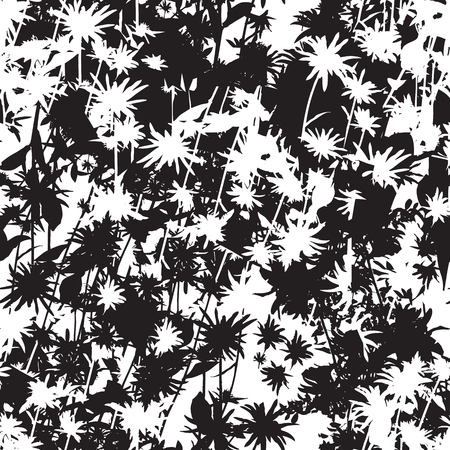 vintage floral pattern: Abstract Floral Pattern