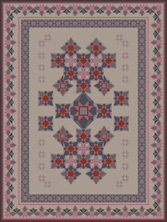 floor mat: Beige Carpet Design