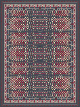 kilim: Elegant Carpet Design