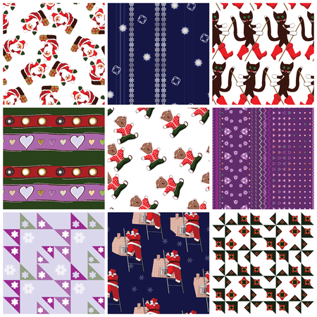 gift wrapping: Christmas Holiday Gift Wrapping Design