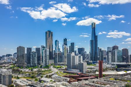 fitzroy: Melbourne, Australia Stock Photo