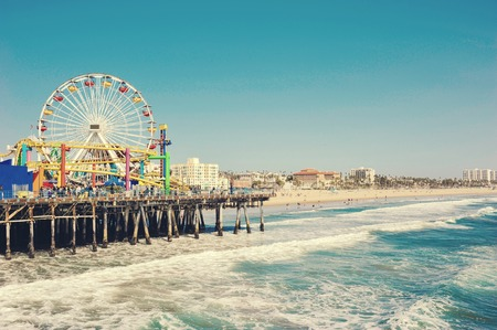 Santa Monica, California Stock fotó - 80053238
