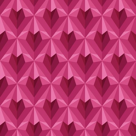Low Poly Inspired Seamless Pattern