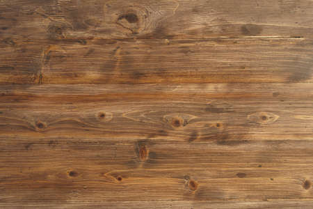 Wooden walls made of sawn timber come as walls and nails to hold. Popular home decoration vintage Thai original. copy space.