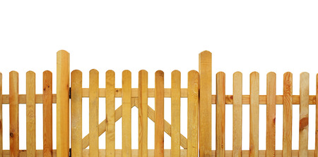 exempted: Exempted garden fence