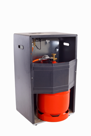 Gas furnace photo