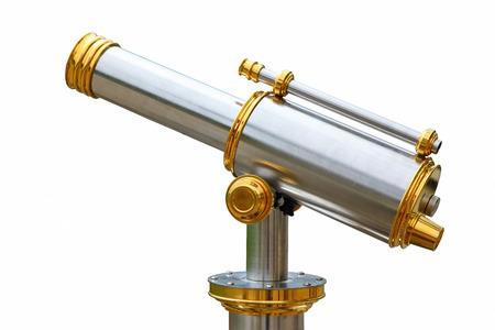 operated: Telescope - Coin Operated Binocular-cut out