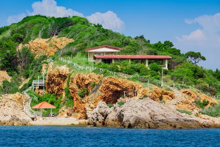 Koh Larn - island just off the coast of Pattaya Zdjęcie Seryjne