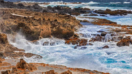 Arikok National Park on Aruba Reklamní fotografie