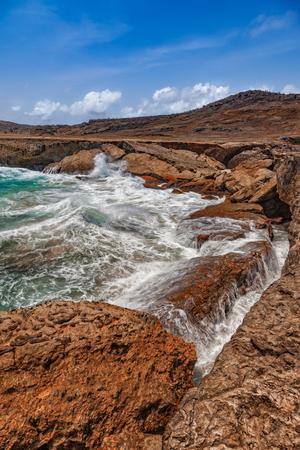 Arikok National Park on Aruba - Caribbean