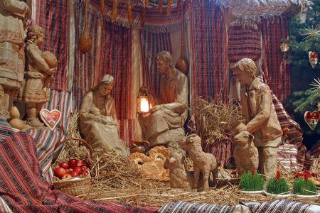 Nativity scene Stock Photo - 5780443