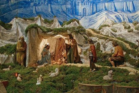 Nativity Scene Stock Photo - 5780430