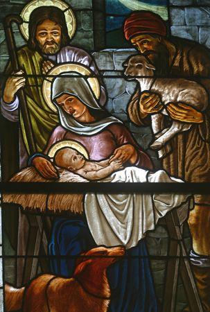 Nativity Scene Stock Photo - 5780319