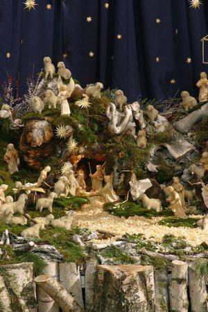 Nativity Scene Stock Photo - 5787142