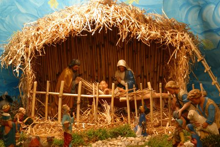 Nativity Scene Stock Photo - 5792060