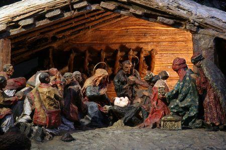 Nativity Scene Stock Photo - 5807029