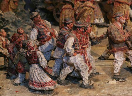 shepards: Nativity Scene