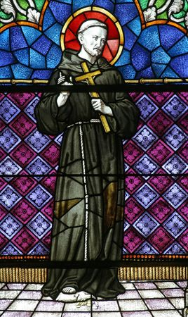 Saint Francis of Assisi Stock Photo - 10004790