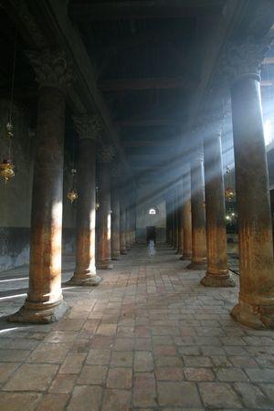 Bethlehem Basilica of the Nativity photo