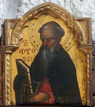 Saint Anthony the Great Stock Photo - 6002050