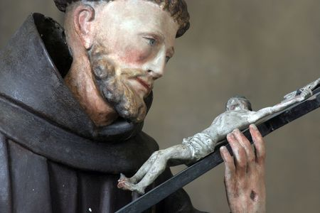 Saint Francis Xavier Stock Photo - 6001970