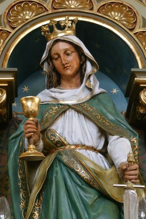 Saint Barbara Stock Photo - 6013437