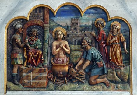 vitus: Saint Vitus Editorial