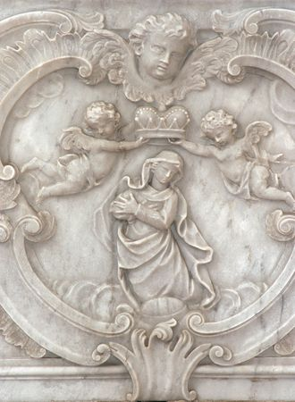 Blessed Virgin Mary Queen of Heaven