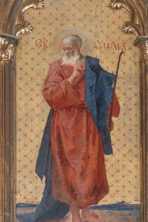 thomas: Saint Thomas the Apostle Editorial