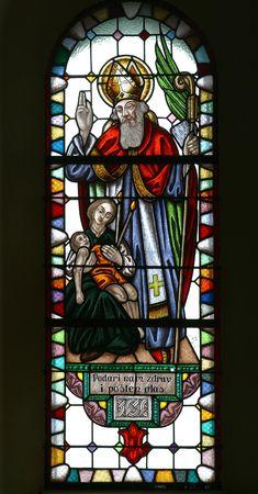 sainthood: Saint Blaise