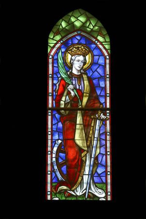 catherine: Saint Catherine of Alexandria