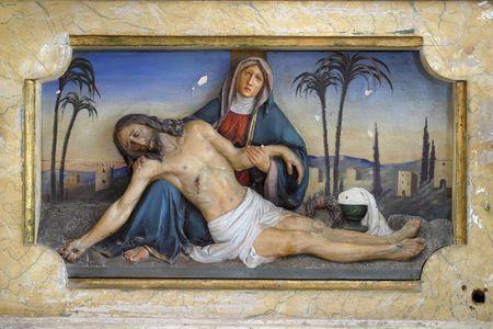 deposition: Pieta