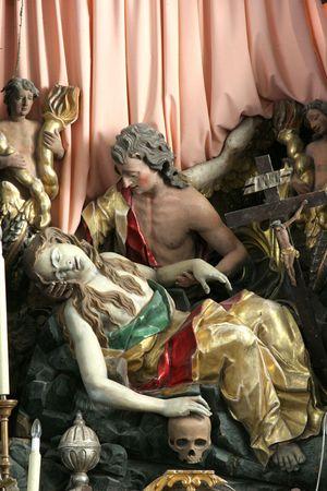 Death of Saint Mary Magdalene photo
