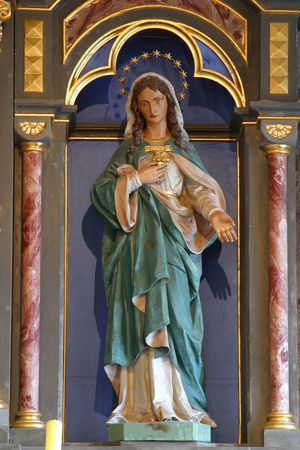 Blessed Virgin Mary photo