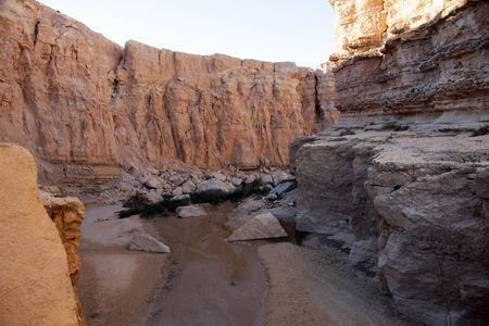 Sandstone cliff, Atlas mountain Stock Photo - 6308099
