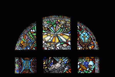 window church: Finestra della Chiesa Editoriali