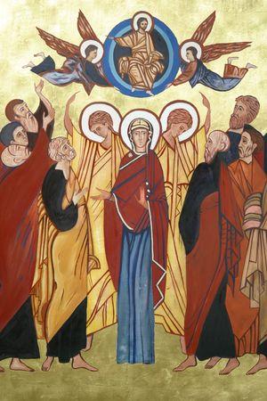 homily: Religious icon Editorial