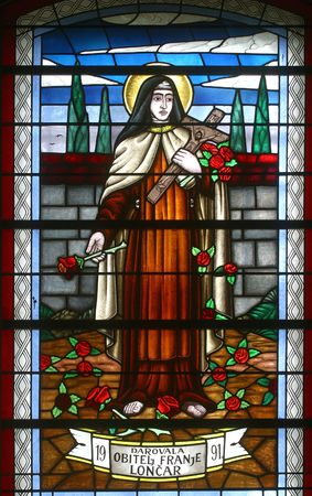 patron: Saint Therese of Lisieux Editorial
